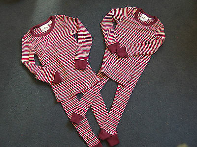 Kathmandu Girls / Boys Thermal Top Pants Size S 4-6 EUC