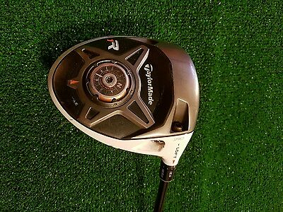 taylormade r1 driver / 8-12° / regular prolaunch red shaft / no cover
