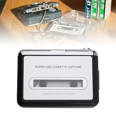 PC USB Cassette & MP3 CD Converter Capture Digital Audio Music Player  DD