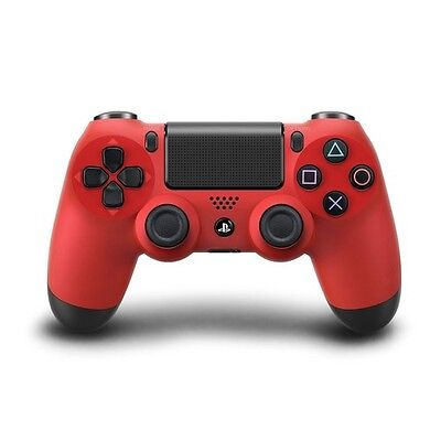 Sony Playstation PS4 Controller Dual Shock wireless rosso - 51383IPT
