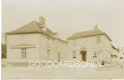 SUFFOLK-THE CROWN INN CODDENHAM-RPPC-UNPOSTED-hos34