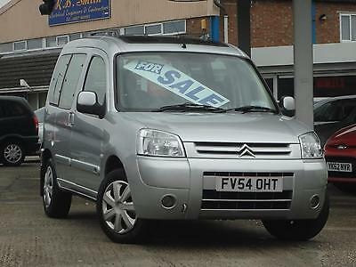 2004 (54) Citroen Berlingo 1.6i 16v Multispace Desire MPV Estate