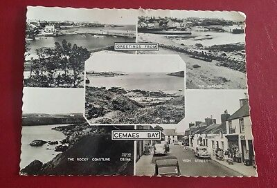 GREETINGS FROM CEMAES BAY - EARLY 196O's.