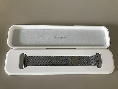 Apple Watch Milanese Strap 38mm Genuine