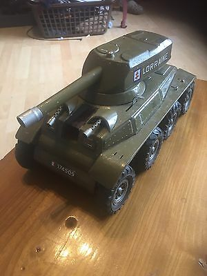 Joustra French Army Tank Lorraine 1960s