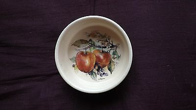 JAM DISH - Apple design Runtons Pottery Pickering