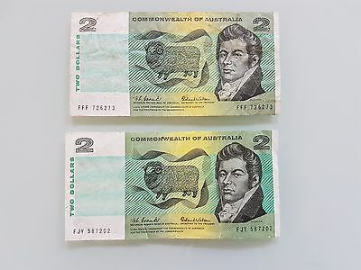 1966 Coombs/Wilson 2$ notes