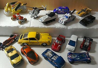 toy cars, job lot of toy cars, varied
