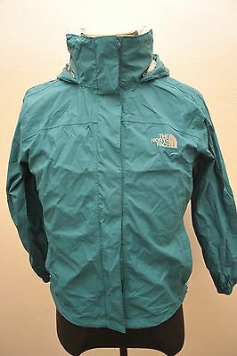 North Face Womens Small Hyvent Waterproof & Breathable Jacket Gc82