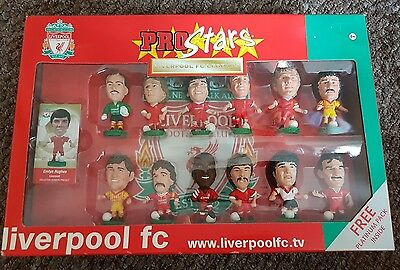 Rare ProStars Liverpool FC Legends (12 Figure Pack)