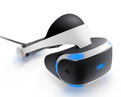 Sony Playstation VR with Playstation Camera