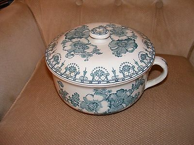 Antique Chamber Pot And Lid