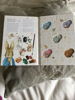 LOOK The 2016 Beatrix Potter 50p Coin Hunt Collector Album Folder, Beautiful !!
