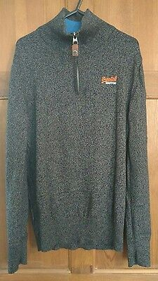 Superdry Jumper Size Small
