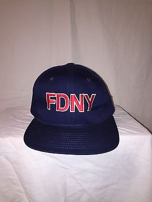 Fire Department New York Snap Back(fdny) One Size Fits All.