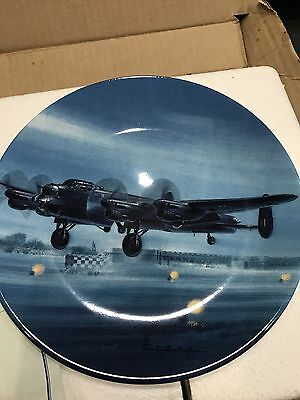 Royal Worcester Collector's Plate - Safe Return