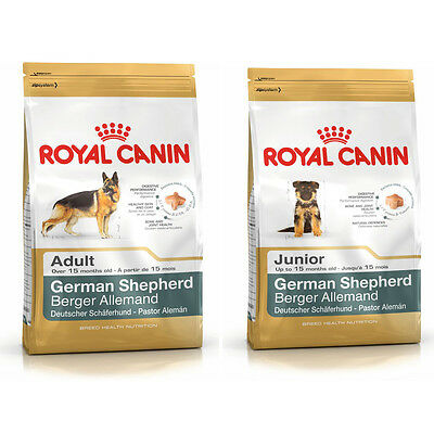 Royal Canin German Shepherd Adult & Puppy Dog Food 12kg