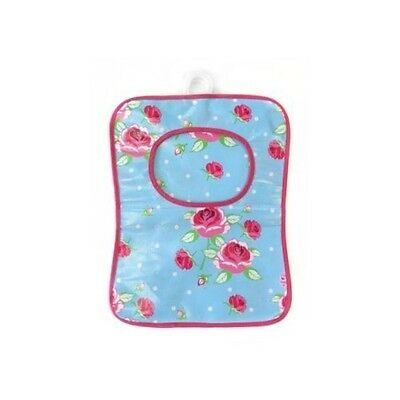 Beamfeature Blue Rose High Quality Plastic Peg Bag with Clothes Line Hanger in