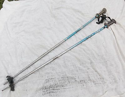 ROSSIGNOL 115 cm ski poles, used condition