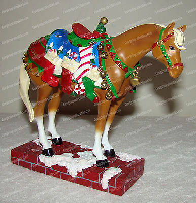 HAPPY HOLIDAYS (2005, Trail of Painted Ponies by Westland, 12217 ) 2E / 4,522