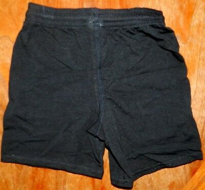 Shorts Black Volleyball Alleson Misses Girl size XS New