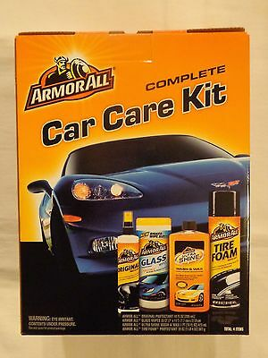 NIB ~ ArmorAll Complete Car Care Kit