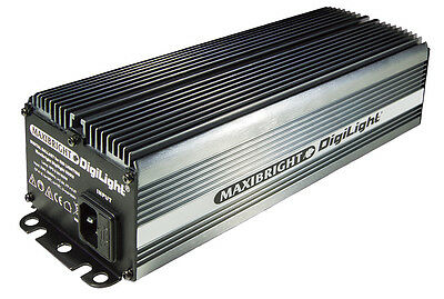 Maxibright 600W Digilight Digital Ballast Hydroponics Grow Light 600 Watts NEW