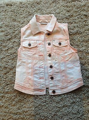 Girls Denim Jacket Size 9-10 years