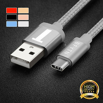 USB C Type-C 6.6FT Sync Charging Charger Cable For Samsung S8 Plus / Note 8 Lot