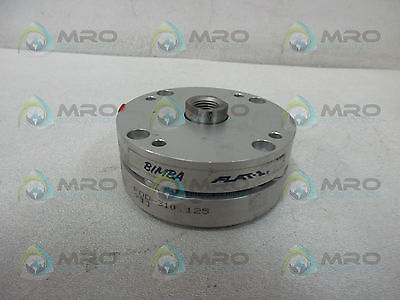 Bimba F0D-310.125 Flat Pneumatic Cylinder (As Pictured) *used*