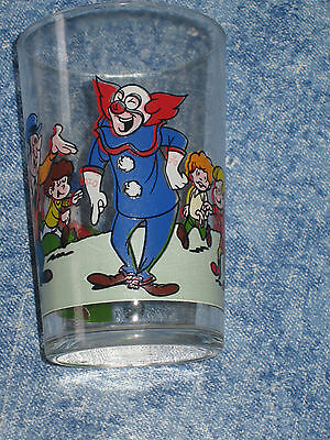 Verre Moutarde   Ortf     Bozo Le Clown