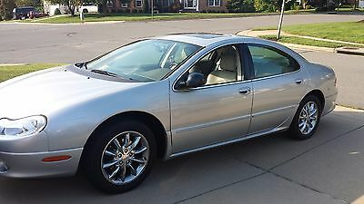 2004 Chrysler Concorde Lxi Limited 2004 chrysler concorde