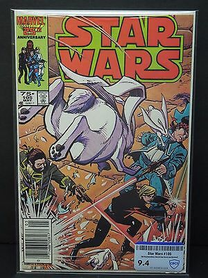 Marvel Comics Star Wars #105 1986 - Cbcs Raw Grade 9.4
