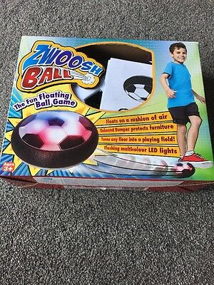 Bnib zwoosh ball, floating football