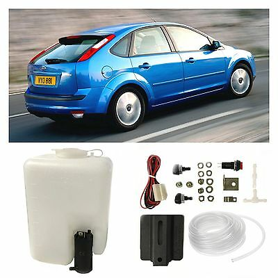 Universal Washer bottle and pump Fits Ford Focus Mk2 2005 to 2011