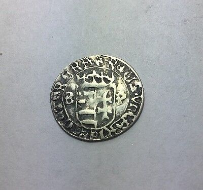 Hungary Coin Silver Super Old #A31
