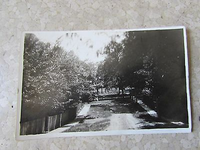 Vintage McNicoll Ontario Canada Postcard RPPC Photo Early