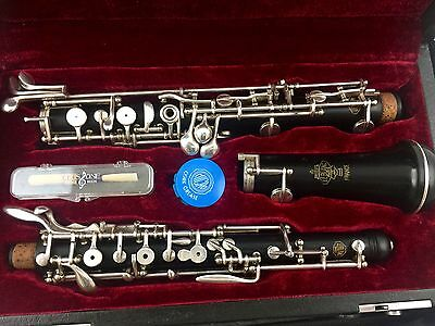 Leblanc France Professional Wood  Oboe, Great Condition, ready to play!