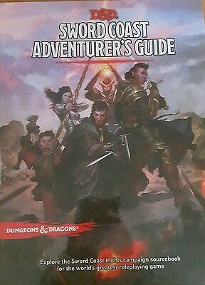 dungeons and dragons swordcoast adventurers guide 5th edition