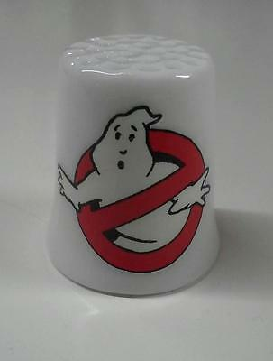 Ghostbusters Collectible Porcelain Thimble
