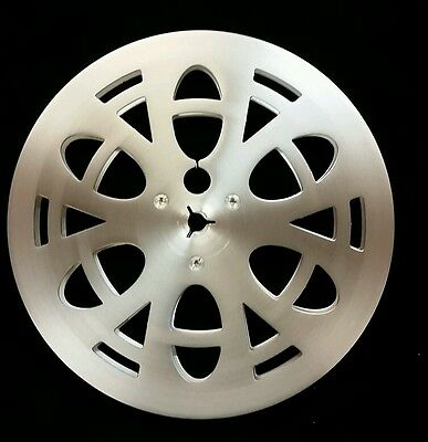 Righteous Reels 7 inch Metal Audio Tape Reel to Reel Made In USA Free Shipping