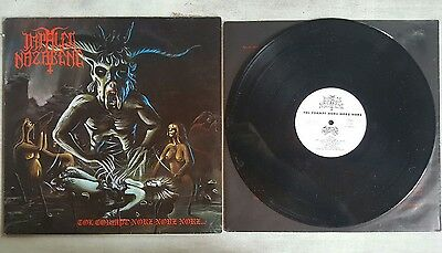 IMPALED NAZARENE - TOL CORMPT NORZ NORZ NORZ... OPLP010 1992 1st PRESS