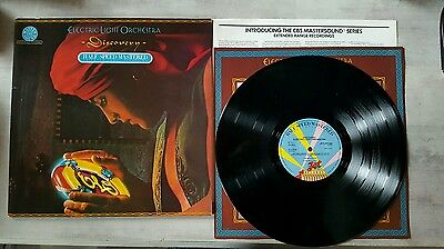 Electric Light Orchestra - Discovery- Jet Records 1980 Jetlph500 Nm