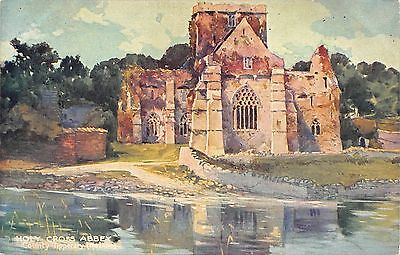 BR63229 holy cross abbey county tipperary ireland postcard painting