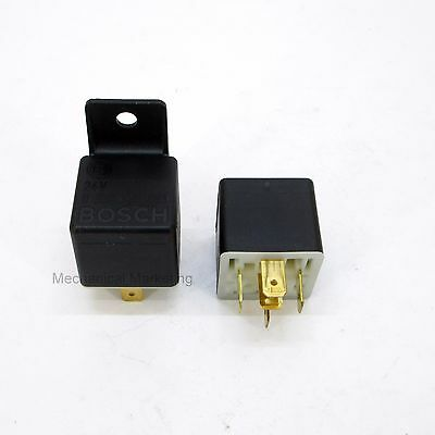 BOSCH 0-332-019-203 5-Pin Relay 0332019203 * Lot of 2 *