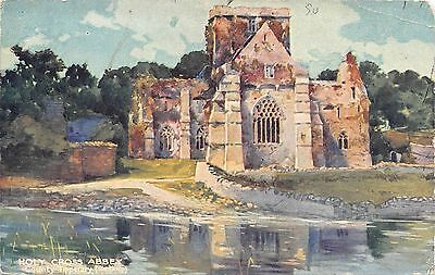 BR62697 holy cross abbey county tipperary ireland postcard painting