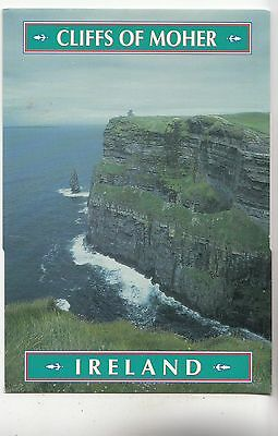 BF29522 the clifs of moher co clare ireland   front/back image
