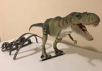 "1997 Jurassic Park The Lost World - ""Thrasher T-Rex"" - 100% Complete/Loose"
