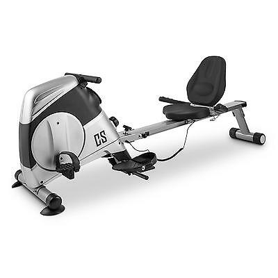 Capital Sports 3 In 1 Ergometer Multi Heimtrainer Fahrrad Rudergerät Seilzug Neu
