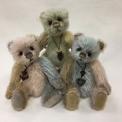 Looking for Charlie Bears Minimo Teeny, Weeny & Trouble? We can help! Matching!